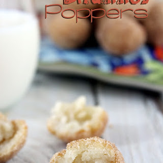 Churros Poppers.