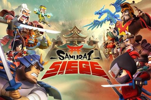Samurai Siege fond d'écran 1