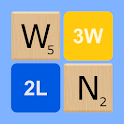 Word Nation - Multi-player Crosswords Friends Game icon