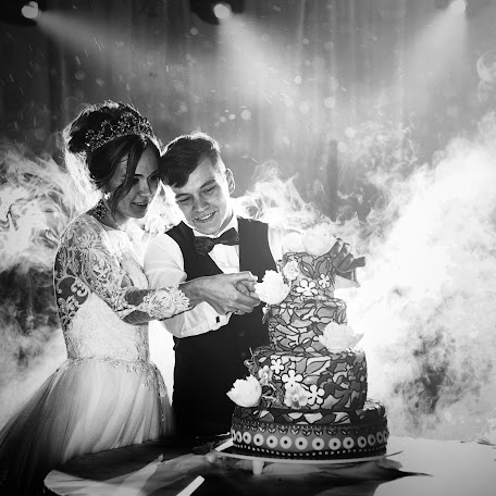Wedding photographer Maksim Chikhnyaev (maxchih). Photo of 19.01.2018