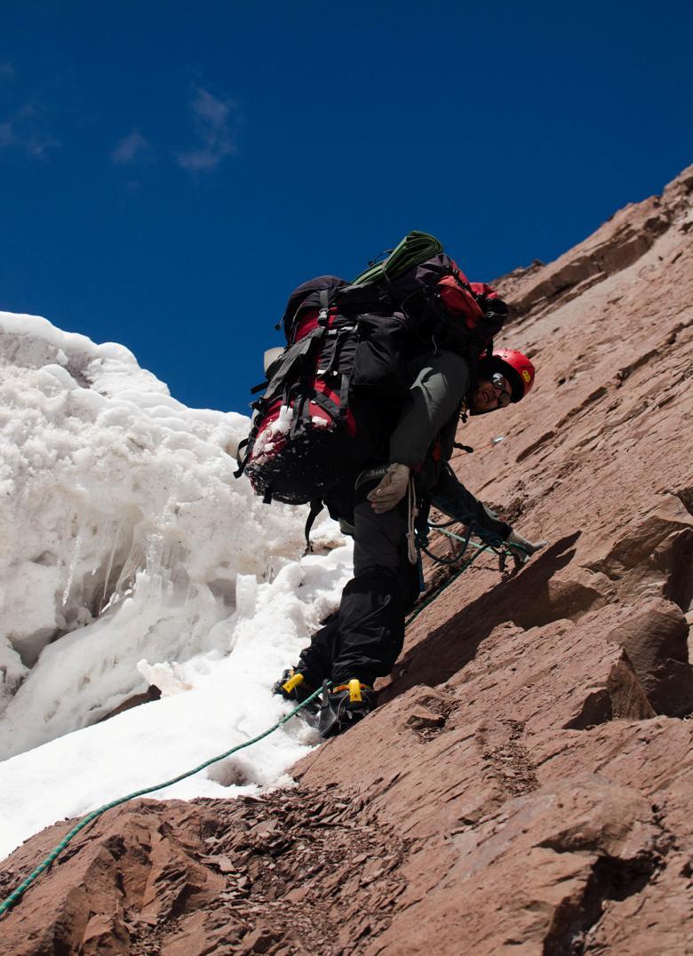 Отчет спортивном горном походе пятой категории сложности, проведённом по Заалайскому хребту
