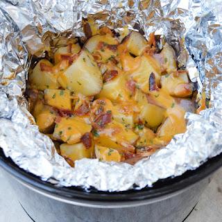 Cheesy Bacon & Ranch Potatoes