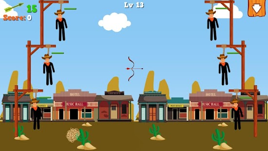 Archery Game Screenshot