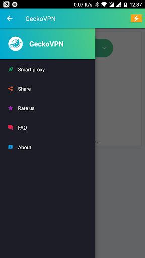 GeckoVPN Free Fast Unlimited Proxy VPN 1.0.5 screenshots 5