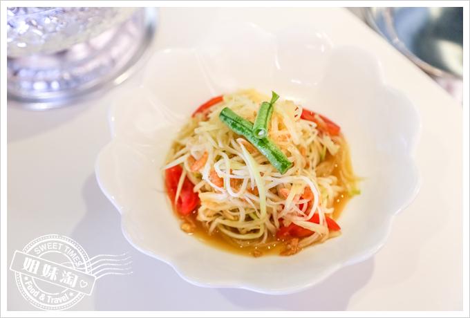 PAPAYA泰-泰式料理手搗青木瓜沙拉