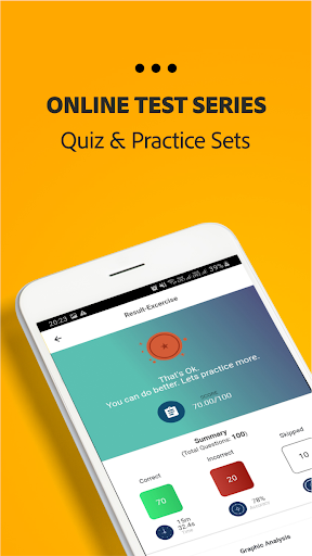 Utkarsh : Live Classes, Quiz & Test, Smart e-books 3.5.1 screenshots 3
