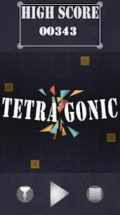 Tetragonic - náhled