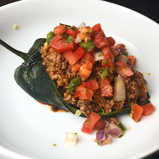 Stuffed Poblano Peppers Ground Beef Recipes.