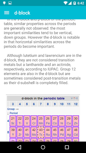 periodic table screenshot 3