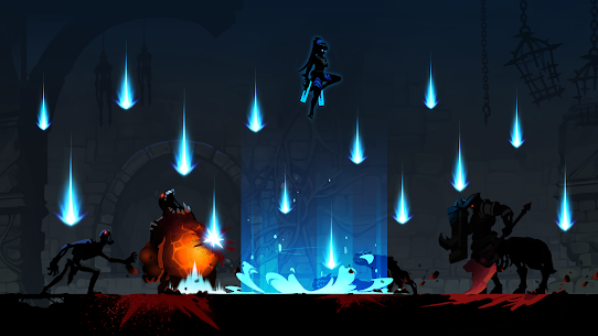 Shadow Knight Premium: Stickman & Fighting Game 4