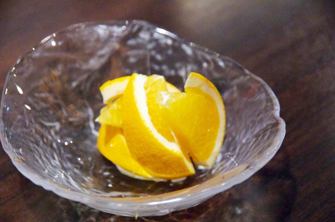 サービスのオレンジ