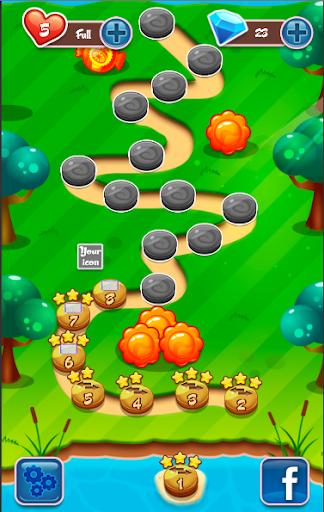 Jelly Garden 20 APK MOD screenshots 2