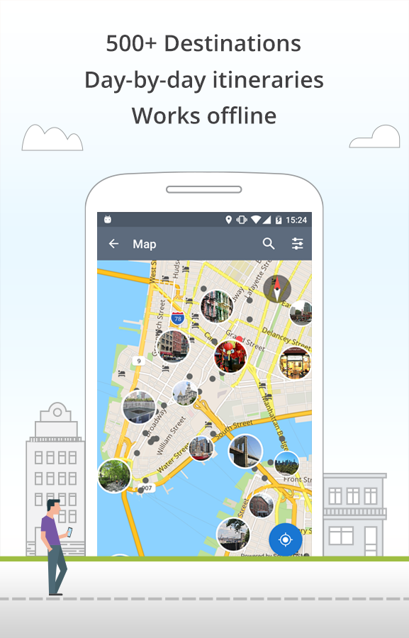 Sygic Travel Maps Offline Android Apps on Google Play – Interactive Europe Map Travel Planner