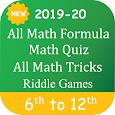 All Math Formula, Math Quiz, All Math Tricks apk