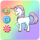 Download Little Unicorn : Candy Rush For PC Windows and Mac