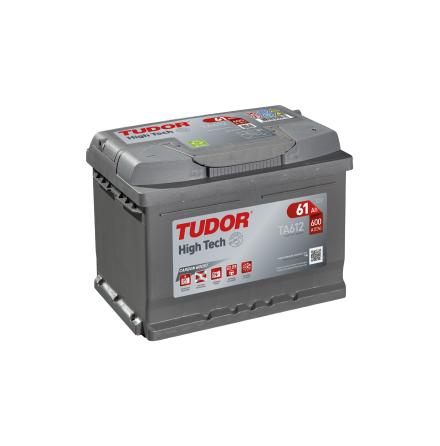 Tudor/Exidebatteri 12V61Ah