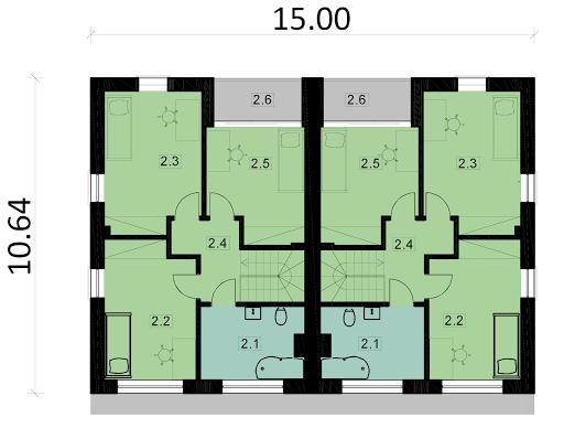 Ka12 - Rzut piętra