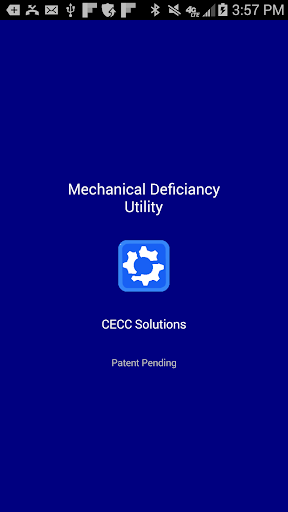 Mechanical Deficiency Utility