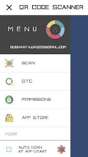 Mobile Number QR code scanner ( Barcode Scanner) - náhled