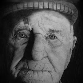 by Glenn Dourish - Drawing All Drawing