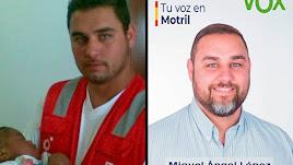 El antes y el después de Miguel Ángel López.