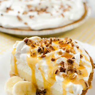 Grandma's Banana Cream Pie.
