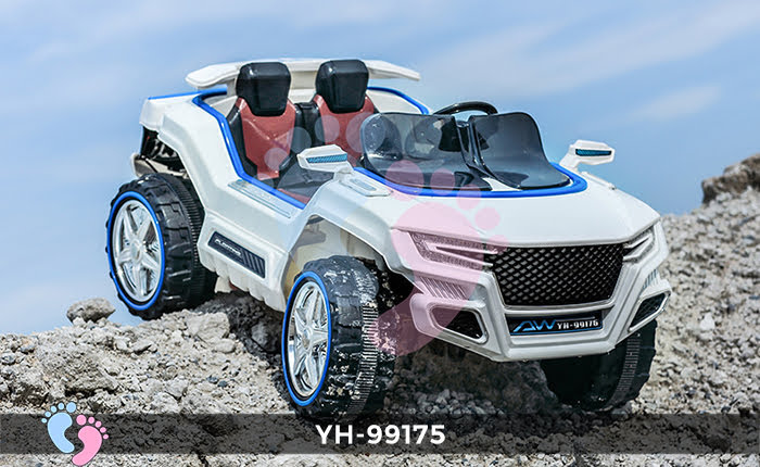 Ô tô điện trẻ em 2 chỗ ngồi YH-99175 5