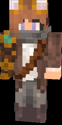 minecraft steampunk animal skin