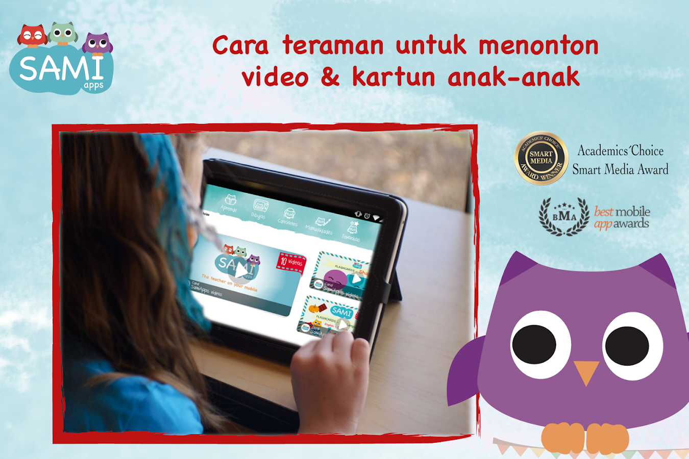 Kids Videos Kids Cartoons Apl Android Di Google Play