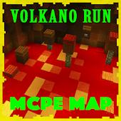Tải Game Volcano RUN parkour Bản đồ cho MCPE Craft