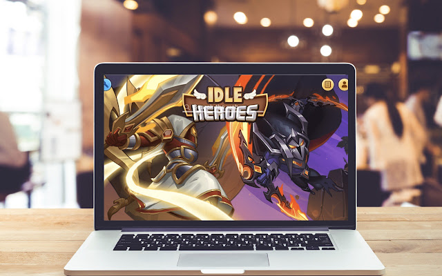 Idle Heroes HD Wallpapers Game Theme