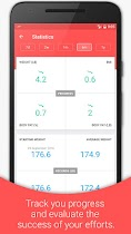 BMI and Weight Loss Tracker - screenshot thumbnail 02