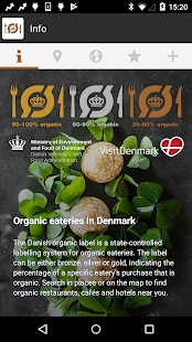 [Download Organic eateries in Denmark for PC] Screenshot 1
