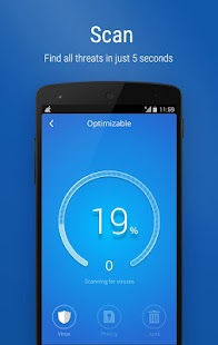 CM Security Antivirus AppLock- screenshot thumbnail