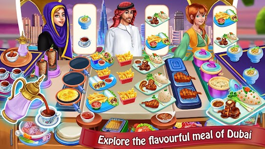 Cooking Day – Restaurant Craze, Best Cooking Game App Latest Version Download For Android and iPhone 4
