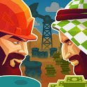 Oil Tycoon: Gas Idle Factory, Life simulator miner icon
