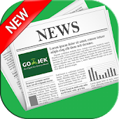 Berita GO-JEK NEW APK for Bluestacks