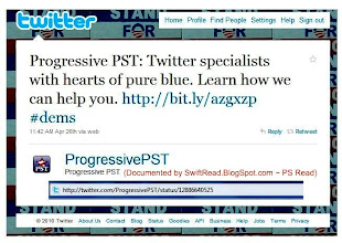 Photo: LOL http://twitter.com/ProgressivePST/status/12886640525 But is co-founded by strategist http:twitter.com/StrandedWind who organized  http://twitter.com/StrandedWind/legumesofmassdestruction