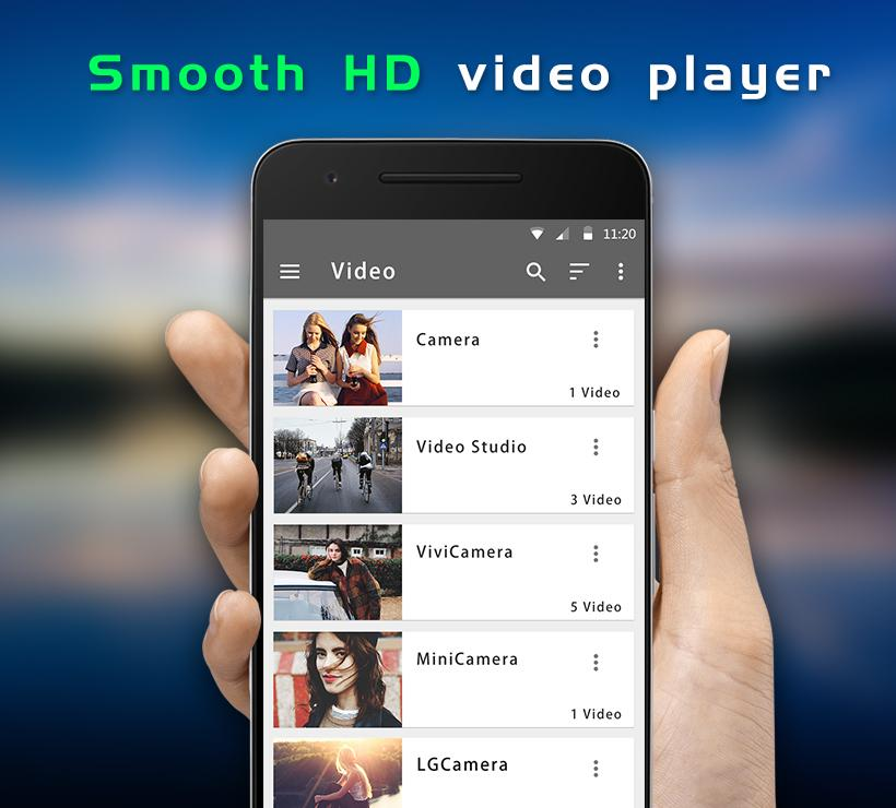KX Player - HD Video & Music Player- screenshot