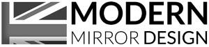 Modern Mirror Design Logo