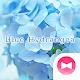Flower Wallpaper Blue Hydrangea Theme Download for PC Windows 10/8/7