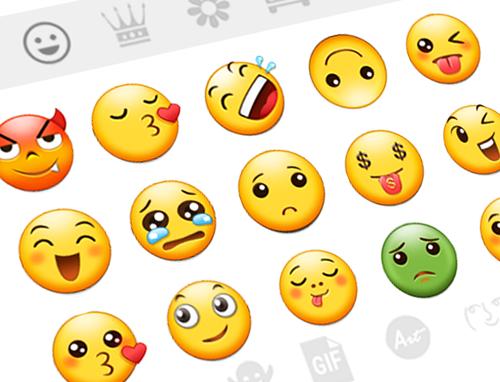 Galaxy Emoji - Emoji Keyboard  screenshots 5