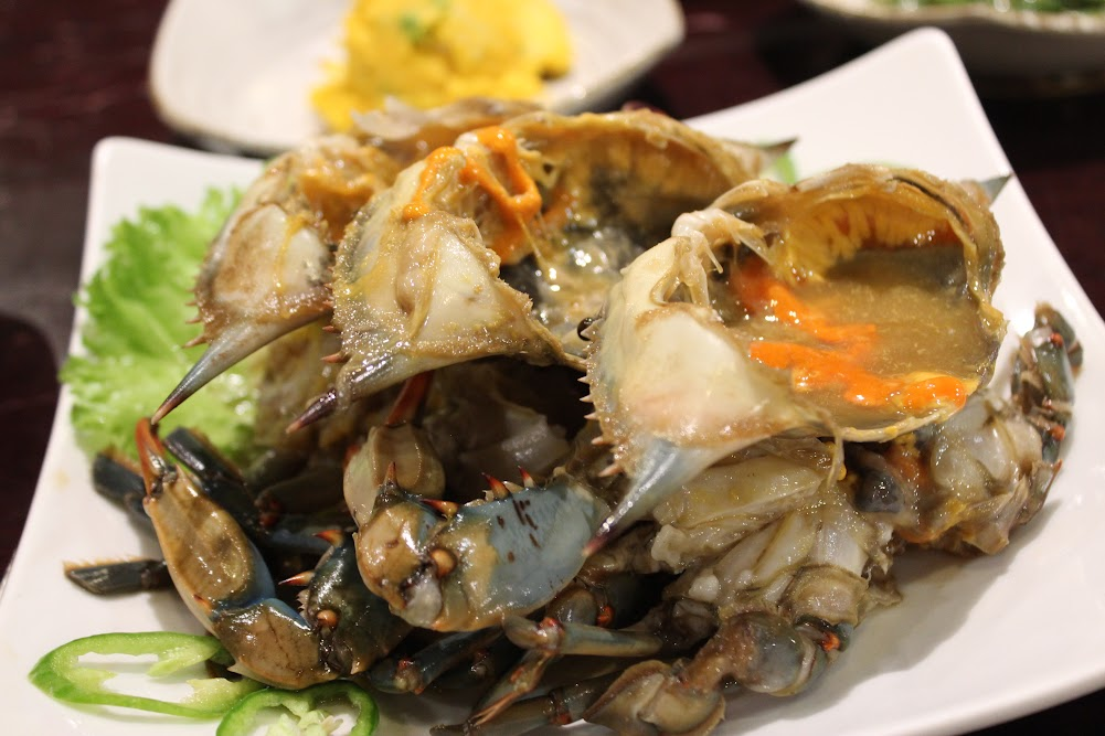 Soy Crab at Seoul House in Thornhill (간장게장 서울관 스틸스 토론토)