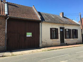 maison à Le Plessier-Rozainvillers (80)
