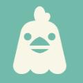 ニワトリのアイコン画像