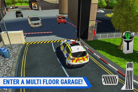 Multi Floor Garage Driver