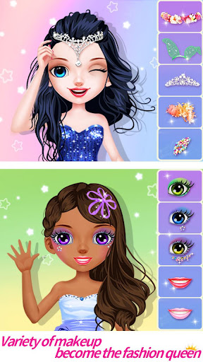 ud83dudc78ud83dudc84Princess Makeup Salon 7.0.5022 Screenshots 6