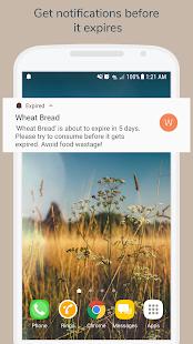 Expired - Grocery Reminder & Alerts App - náhled