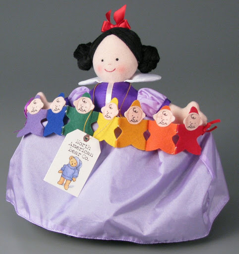 Doll:Topsy Turvy Doll: Snow White