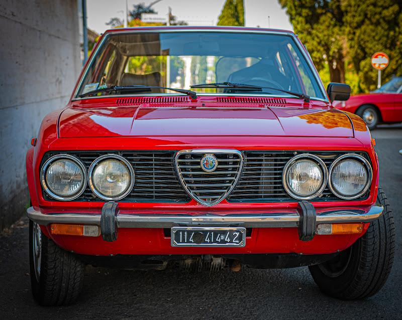 Alfa Romeo Alfetta!!! di mapi2019